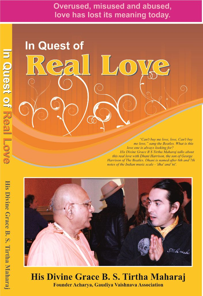 In Quest of Real Love